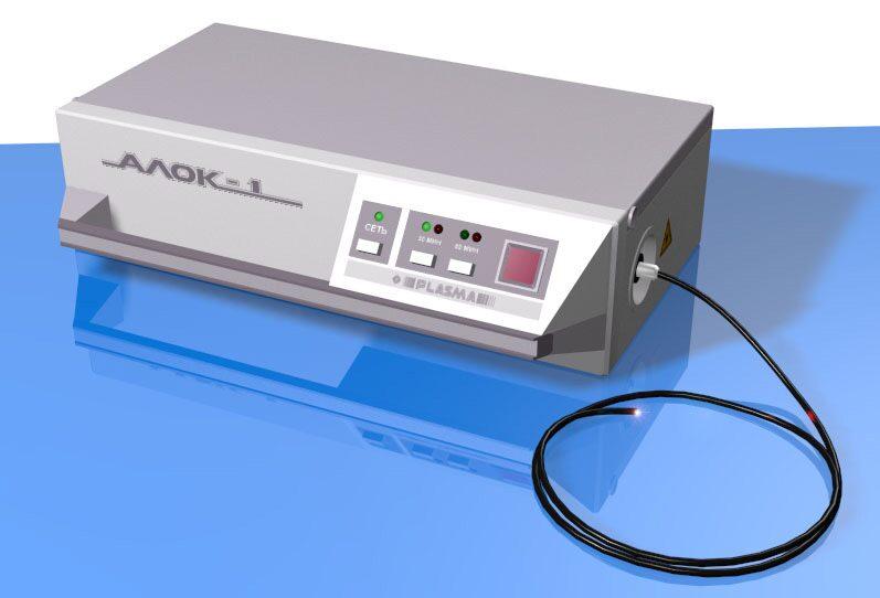 Аппарат для облучения при псориазе